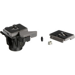 Manfrotto Manfrotto 234RC Tilt Head and Extra Quick Release Plate Kit