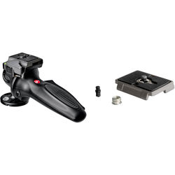 Manfrotto 327RC2 Joystick Head with 200PL Quick Release Plate Kit