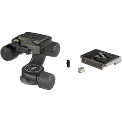 Manfrotto 460MG 3D Magnesium Head with 200PL Quick Release Plate Kit