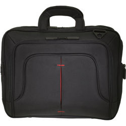 ECO STYLE Tech Pro TopLoad Checkpoint Friendly Case (Black/Red)