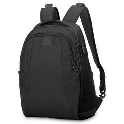 Pacsafe Metrosafe LS350 Anti-Theft Backpack (15L, Black)