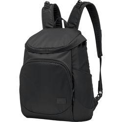 Pacsafe Citysafe CS350 Anti-Theft Compact Backpack (19L, Black)