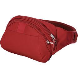 Pacsafe Metrosafe LS120 Anti-Theft Hip Pack (Vintage Red)