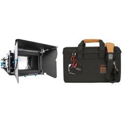 Redrock Micro microMatteBox Deluxe Bundle and MB-1B Matte Box Case Kit