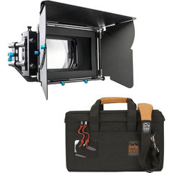 Redrock Micro microMatteBox Deluxe Kit with Porta Brace Case