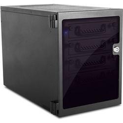 iStarUSA 5-Bay SATA 6.0 Gb/s eSATA USB 3.1 Gen 1 Hotswap JBOD Tower (Black)