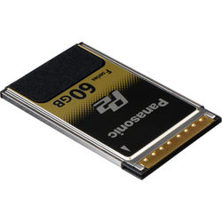 Panasonic 60GB F-Series P2 Memory Card