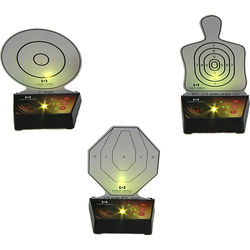 Laser Ammo Interactive Multi-Target Training System (3 Pack)
