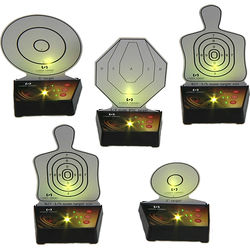 Laser Ammo Interactive Multi-Target Training System (5 Pack)