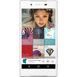 Sony Xperia Z5 E6603 32GB Smartphone (Unlocked, White)