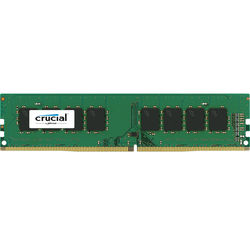 Crucial 4GB DDR4 2400 MHz UDIMM Memory Module