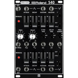 Roland System-500 Series - 540 Dual Envelope and LFO- Eurorack Module