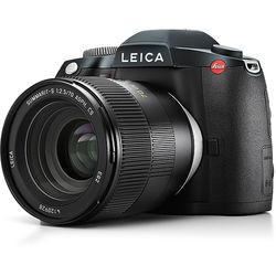 Leica S-E (Typ 006) Medium Format DSLR Camera with 70mm Lens Kit