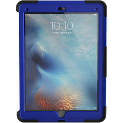 Griffin Technology Survivor Slim Case for iPad Pro (Black/Blue)