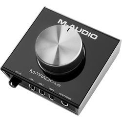 M-Audio M-Track HUB - USB Monitoring Interface