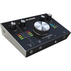 M-Audio M-Track 22 - 24-Bit/192 kHz USB Audio Interface