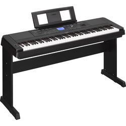 Yamaha DGX-660 - Portable Grand Digital Piano (Black)