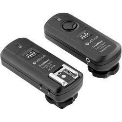 Vello FreeWave Fusion Basic 2.4 GHz Wireless Trigger System for Nikon