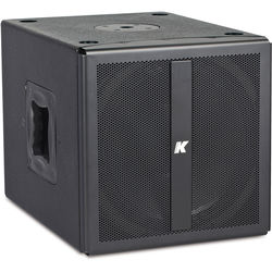 """K-Array KMT12 Mark I 12"""" 1200W Powered Subwoofer with DSP"""