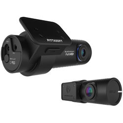 Black Vue 2-Channel 1080p Front and 720p Rear Dash Camera Set with Wi-Fi and GPS