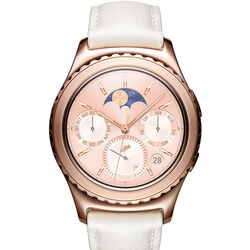 Samsung Gear S2 Classic Smartwatch (Rose Gold)