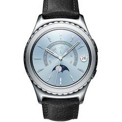 Samsung Gear S2 Classic Smartwatch (Platinum Gold)