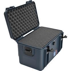 Porta Brace PB-4100F Hard Case with Foam Interior (Blue)
