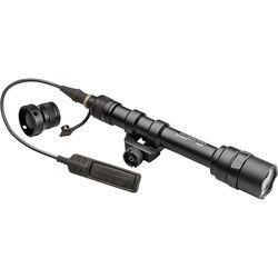 SureFire M600AA Scout Light LED WeaponLight (Black, Dual Switch)