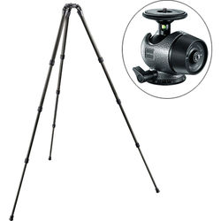 Gitzo GT2542LS Systematic Series 2 Carbon Fiber Tripod (Long) with GH2780 Center Ball Head Kit