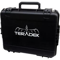 Teradek Protective Utility SKB Case for Three Bolt Receivers and Antenna Array