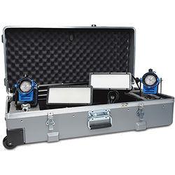ARRI H-3 Plus Hybrid AC Light Kit (120 VAC)