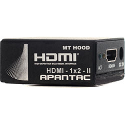 Apantac 1 x 2 HDMI Splitter (2nd Generation)