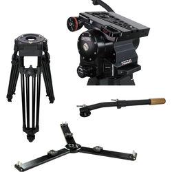 Cartoni M901 Magnum Pan/Tilt System with Mid-Level Spreader