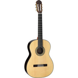 Takamine H8SS Hirade Concert Classical Guitar with Case