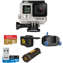GoPro HERO4 Black Camping Kit