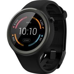 Motorola Moto 360 Sport Smartwatch (Black)
