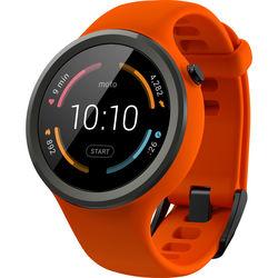 Motorola Moto 360 Sport Smartwatch (Flame)