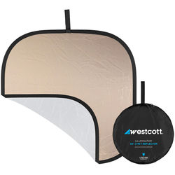 "Westcott Illuminator Sunlight/White Reflector (42"")"