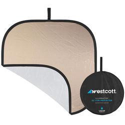 """Westcott Illuminator Sunlight/White Reflector (52"""")"""