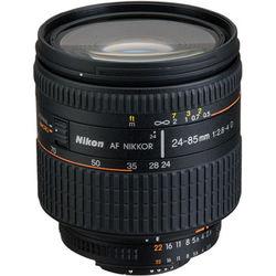 Nikon AF NIKKOR 24-85mm f/2.8-4D IF Lens (Open Box)