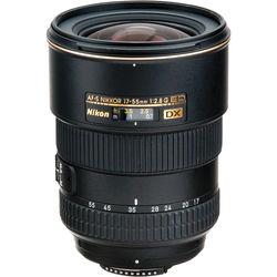 Nikon AF-S DX Zoom-NIKKOR 17-55mm f/2.8G IF-ED (Open Box)