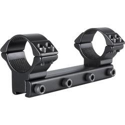 Hawke Sport Optics 1-Piece Match Mount (30mm, Aluminum, High, Matte Black)