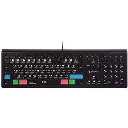 Editors Keys Backlit Video Editing Keyboard for Davinci Resolve 12 Software