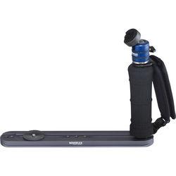 Novoflex Flash Grip Flash Bracket with Strap & Ballhead