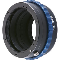 Novoflex Pentax K Lens to Nikon 1 Camera Adapter