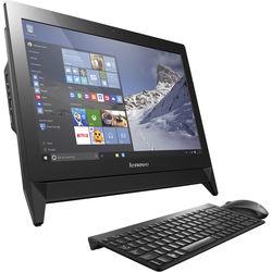 "Lenovo 19.5"" C20 All-in-One Desktop Computer"