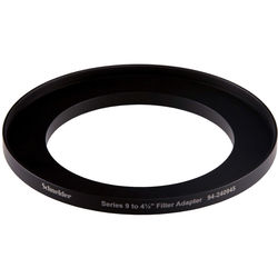 "Schneider Series 9-4.5"" Step-up Ring (Lens to Filter)"