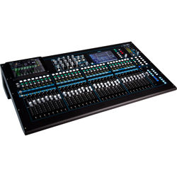 Allen & Heath Qu-32C - 38-In/28-Out Digital Mixing Console (Chrome Edition)