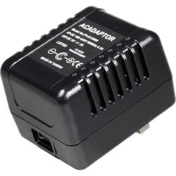 KJB Security Products AC Adapter Wi-Fi with Covert Camera & DVR