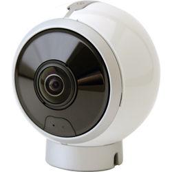 ALLie 8MP Day/Night IR 360° Dual Lens Spherical VR Camera (White)